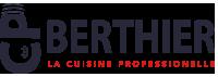 CP BERTHIER – Matériel pour les professionnels de la restauration. Logo
